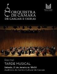 RECITAL OCCO – TARDE MUSICAL