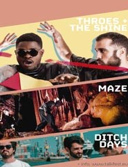 Talkfest: Ditch Days + Maze + T+TS (djset)