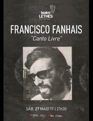 CANTO LIVRE - FRANCISCO FANHAIS