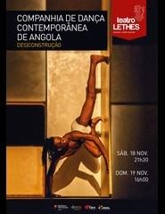 (Des)construção - Companhia Dança Cont. Angola
