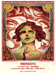 Monkey3 + Astrodome