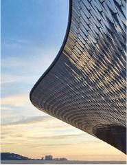 Arte e Arquitetura: Interface a várias dimensões - visita guiada