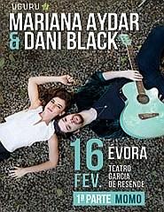 Mariana Aydar & Dani Black     1ª parte - Momo