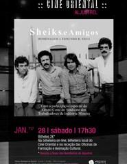 Sheiks e Amigos - Homenagem a Edmundo B. Silva
