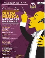 Música | Dia da Música | ORQUESTRA ACADÉMICA METROPOLITANA