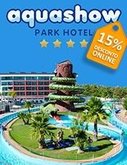 AquaShow Park Hotel 2017