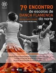 7º Encontro de Escolas de Dança Flamenca do Norte