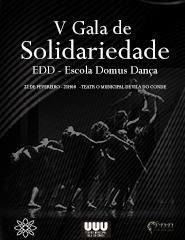 V Gala de Solidariedade - EDD