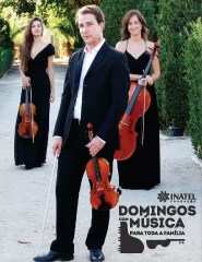 Domingos com Música: Sinfonix - Trio Chmann