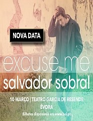 Salvador Sobral | Excuse Me