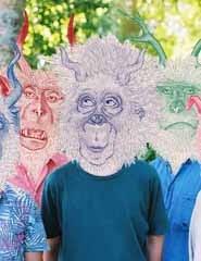 Them Flying Monkeys: Apresentação de Disco