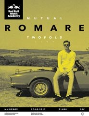 Romare + Twofold + Mutual