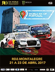 FIA World Rallycross Championship / Portugal / Montalegre 2017
