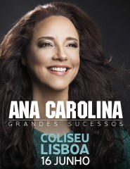 ANA CAROLINA - GRANDES SUCESSOS