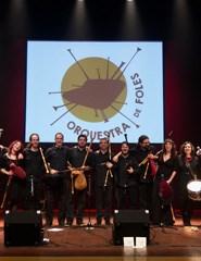 Domingos com Música: Orquestra de Foles - Associação Gaita de Foles