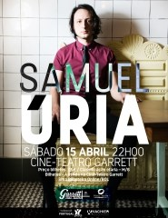 Samuel Úria - Concerto