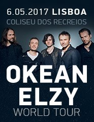 OKEAN ELZY - WORLD TOUR