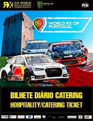 FIA World Rallycross Championship 2017 - Catering