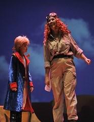 O Principezinho - Grupo de Animação e Teatro Espelho Mágico