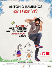 António Raminhos apresenta: As Marias
