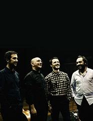 Miguel Ângelo Quarteto – A VIDA DE X