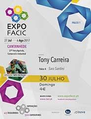 Expofacic-Cantanhede 2017 - Dia 30/07