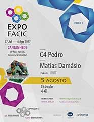 Expofacic-Cantanhede 2017 - Dia 05/08