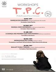 T.P.C. A Dança no Mundo que nos Rodeia 1