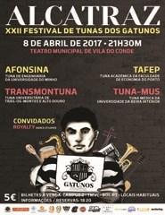 ALCATRAZ - XXII Festival de Tunas dos Gatunos