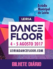 Comprar bilhetes para Leiria Dancefloor 2017 - Bilhete Diário