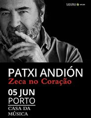 PATXI ANDION - ZECA NO CORAÇÃO