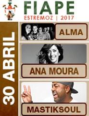 FIAPE 2017 - Alma - Ana Moura - Mastiksoul