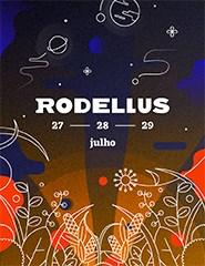 Rodellus 2017 - Bilhete Diário