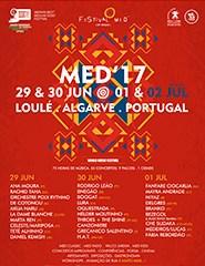 Festival MED 2017 - BILHETE DIÁRIO