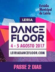 Leiria Dancefloor 2017 - Passe 2 Dias