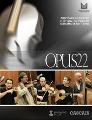 Opus 22 em Cascais