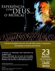 Experiência com Deus... O Musical