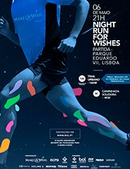 Night Run For Wishes - Trail Urbano