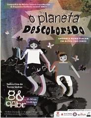 O Planeta Descolorido