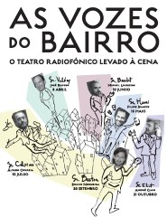 AS VOZES DO BAIRRO - O Senhor Brecht
