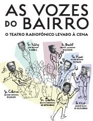 AS VOZES DO BAIRRO - O Senhor Calvino