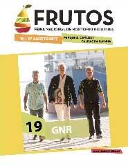 Feira dos Frutos 2017 - Dia 19/08 - GNR