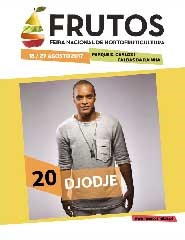 Feira dos Frutos 2017 - Dia 20/08 - Djodje