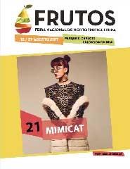 Feira dos Frutos 2017 - Dia 21/08 - Mimicat