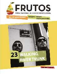Feira dos Frutos 2017 - Dia 23/08 - Walking River Trunk