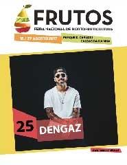 Feira dos Frutos 2017 - Dia 25/08 - Dengaz