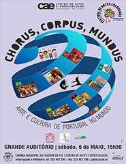 Chorus, Corpus, Mundus