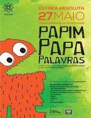 """""""PAPIM PAPA PALAVRA"""""""