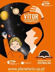 Dia Mundial do Livro- O Vitor à Descoberta do Sistema Solar