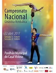 Campeonato Nacional de Primeira Divisão de Ginástica Acrobática